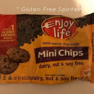 A picture of Enjoy Life mini chocolate chips