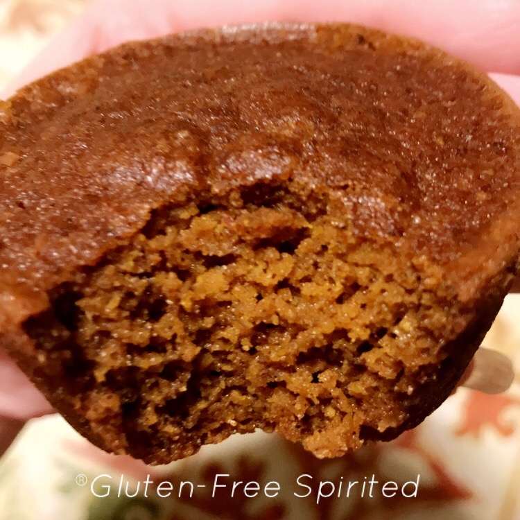 Simple Mills pumpkin muffin