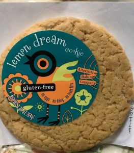 Lemon Dream cookie