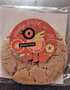 Alternative Baking Company Pumpkin Delight Cookie