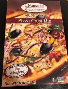 Namaste Pizza Crust Mix
