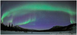 Northern Lights from Alaska