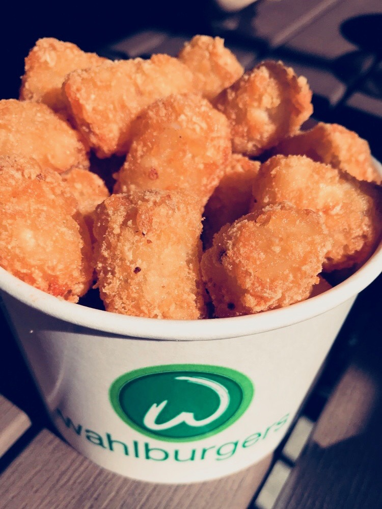 Wahlburgers Tater Tots