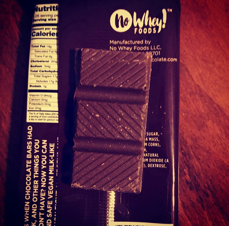 No Whey Chocolate Milkless Bar