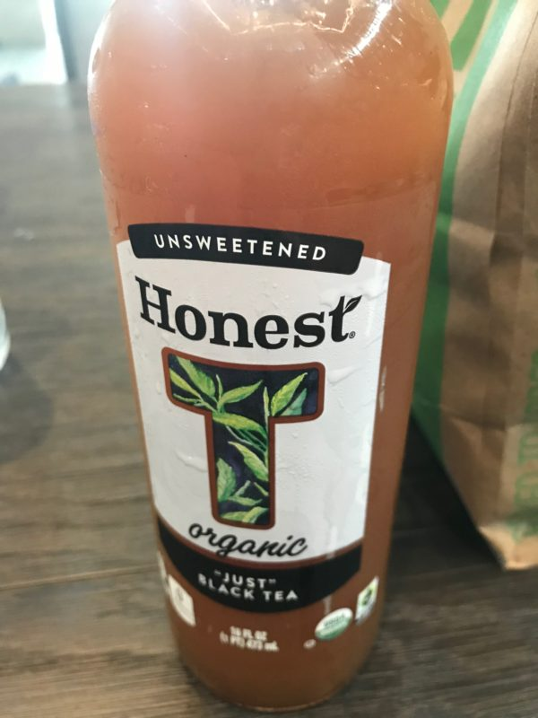 Honest T bottle